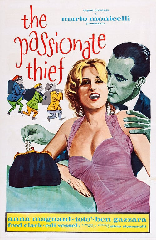 The Passionate Thief online