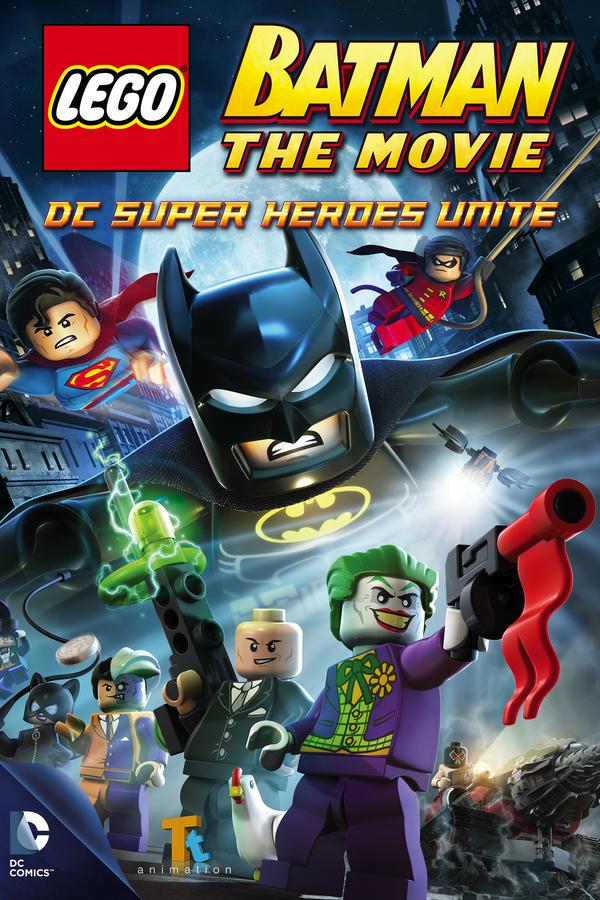 LEGO Batman: Superhrdinové se spojili online