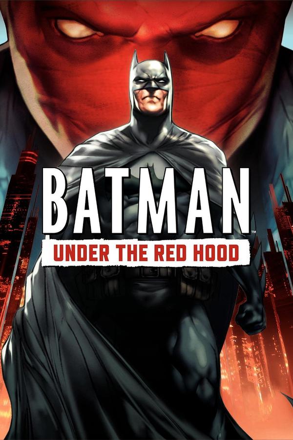 Batman vs. Red Hood