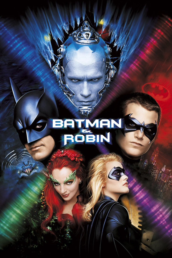 Batman a Robin - Tržby a návštěvnost