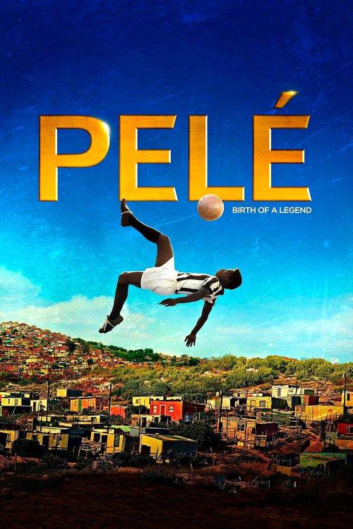 Pelé: Zrození legendy online