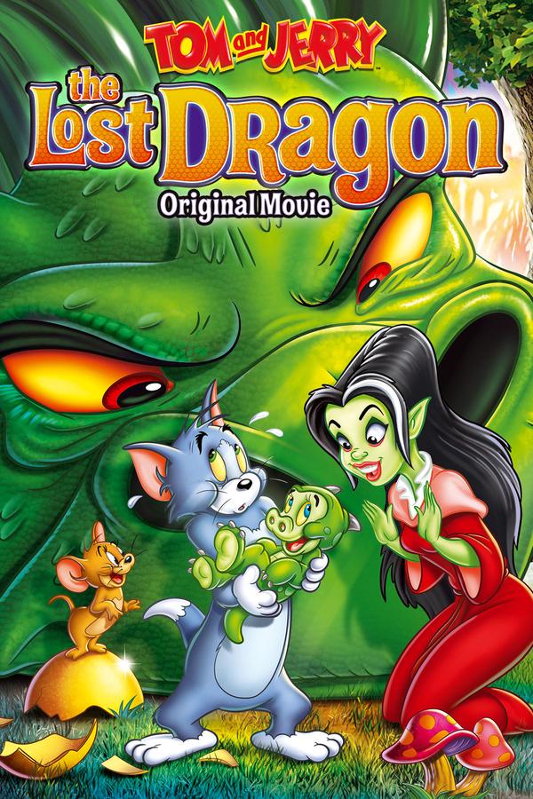Tom & Jerry a ztracený drak online