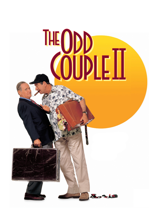 The Odd Couple II online