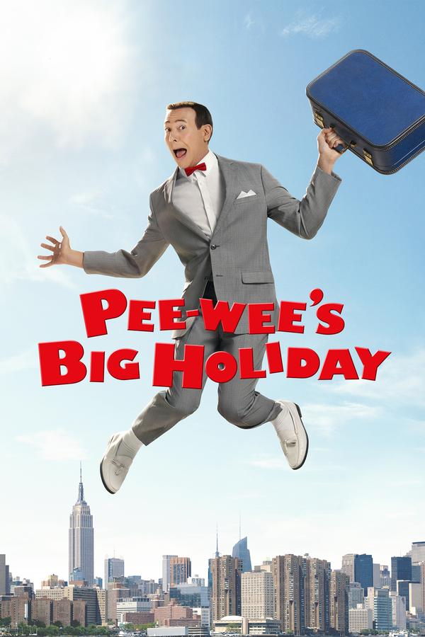 Pee-weeho velké dobrodružství online