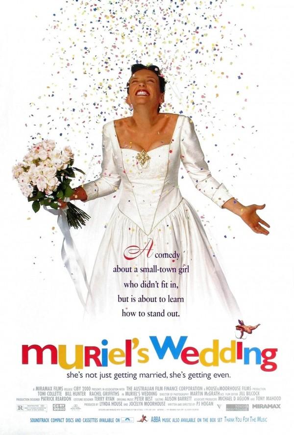 Muriel se vdává - Tržby a návštěvnost