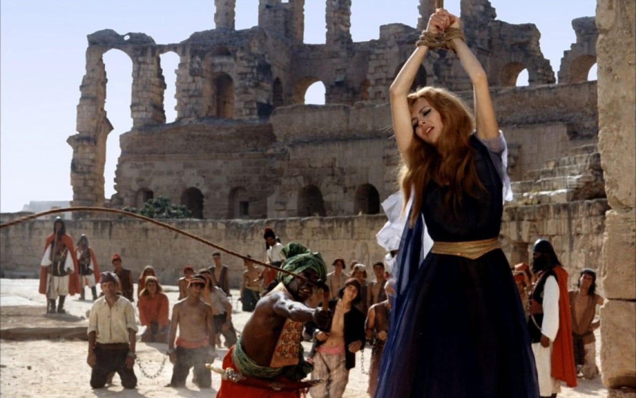 Angelika a sultán - Tržby a návštěvnost