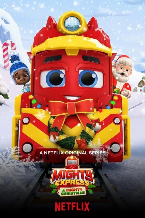 Mighty Express: Vánoční dobrodružství online