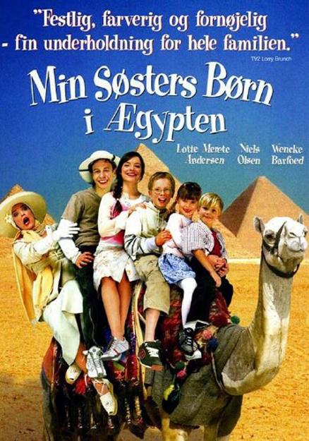 Děti mé sestry v Egyptě online