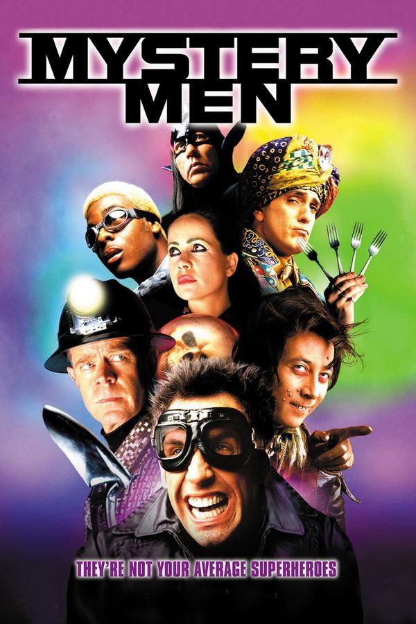 Mystery Men online