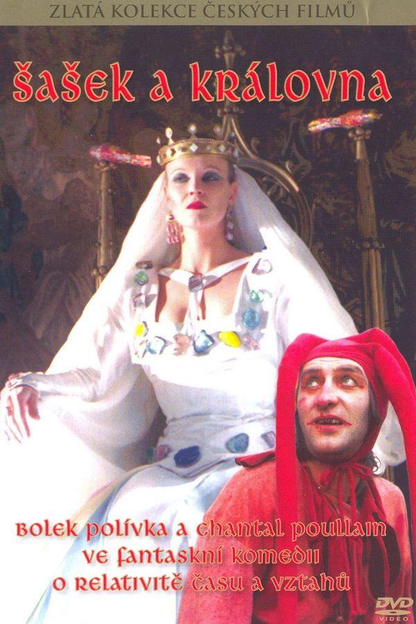 Šašek a královna
