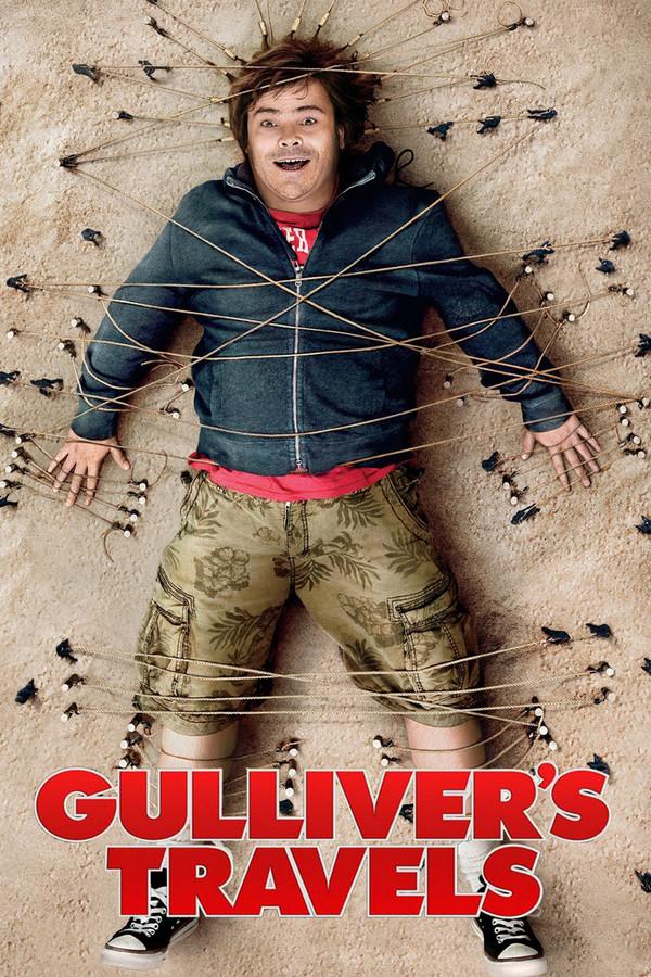 Gulliverovy cesty - Tržby a návštěvnost