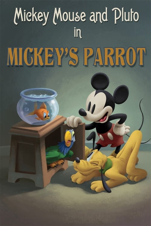 Mickey's Parrot online