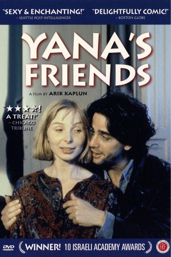 Jana a její přátelé online