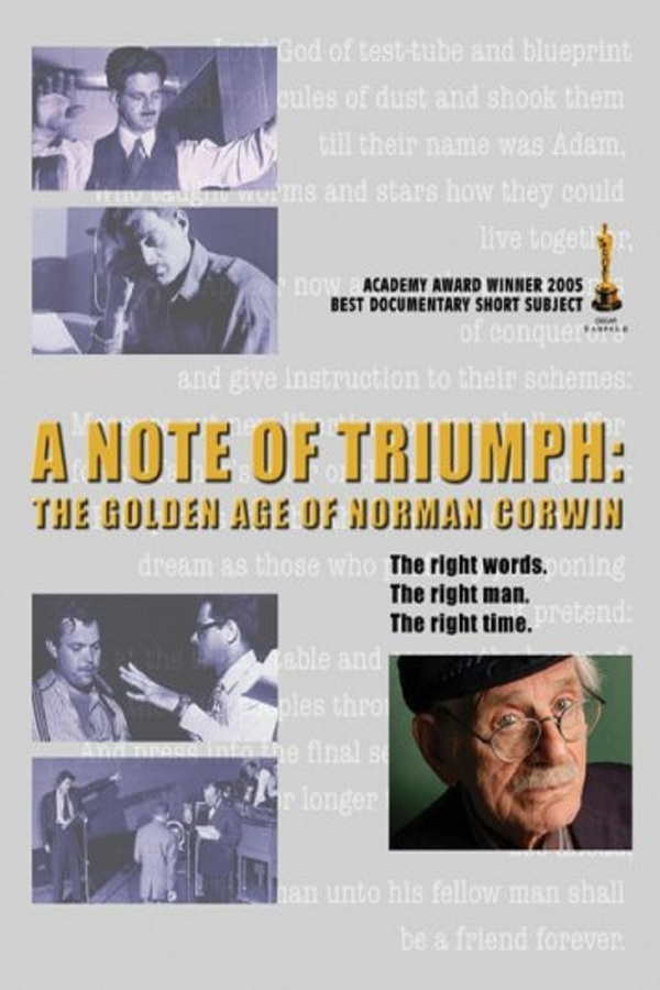 A Note of Triumph: The Golden Age of Norman Corwin online