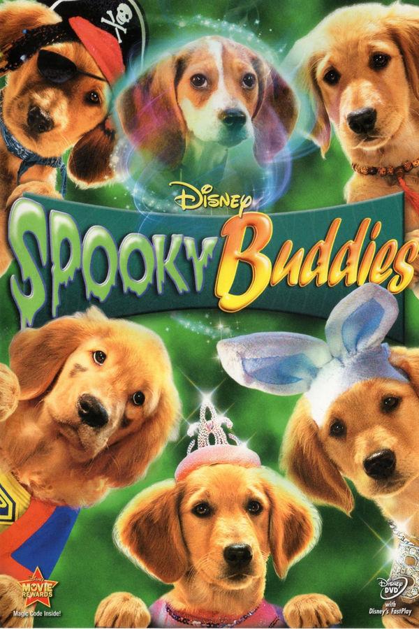 Spooky Buddies online