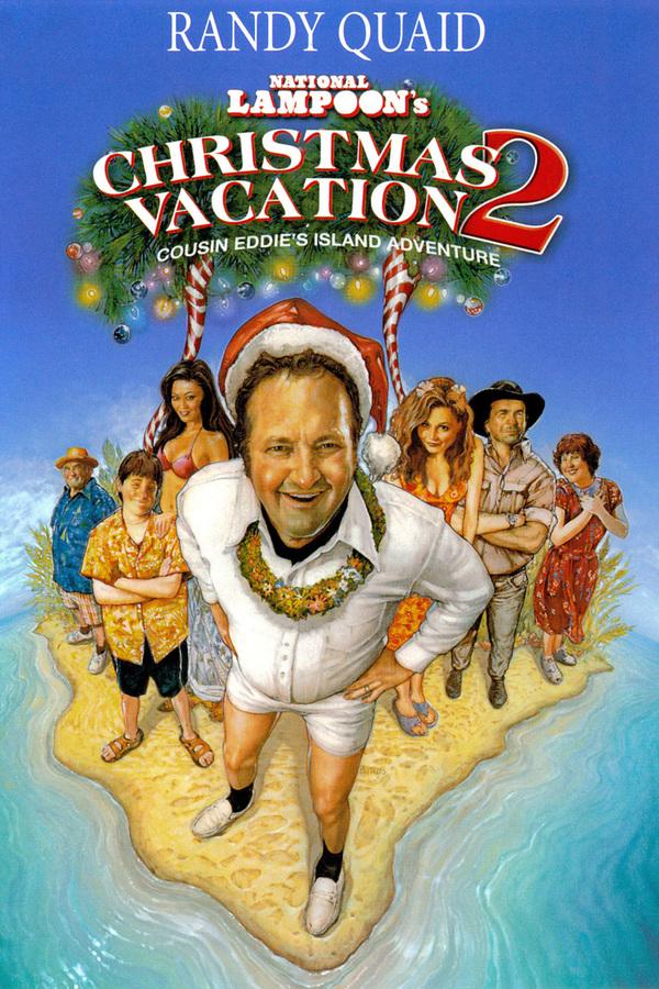 Christmas Vacation 2: Cousin Eddie's Island Adventure online