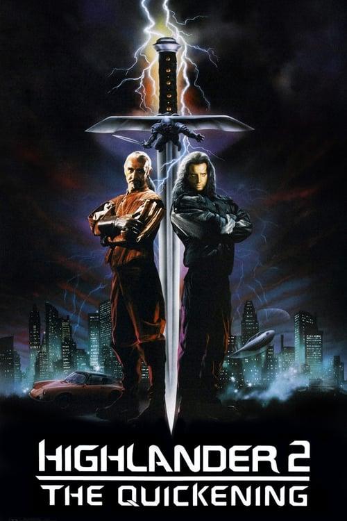 Highlander II - Síla kouzla online