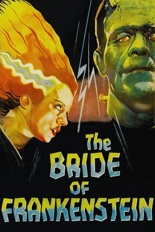 Frankensteinova nevěsta online