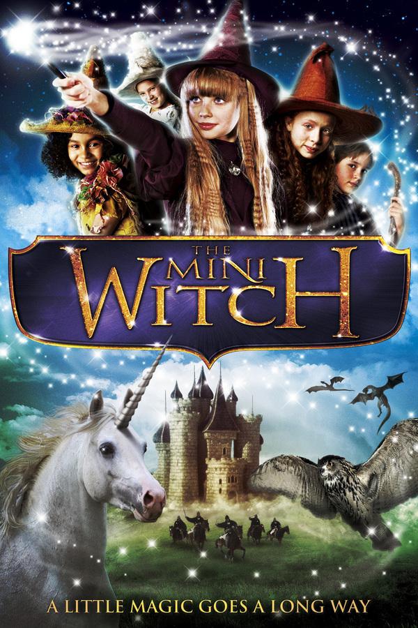 Violka, malá čarodějnice online
