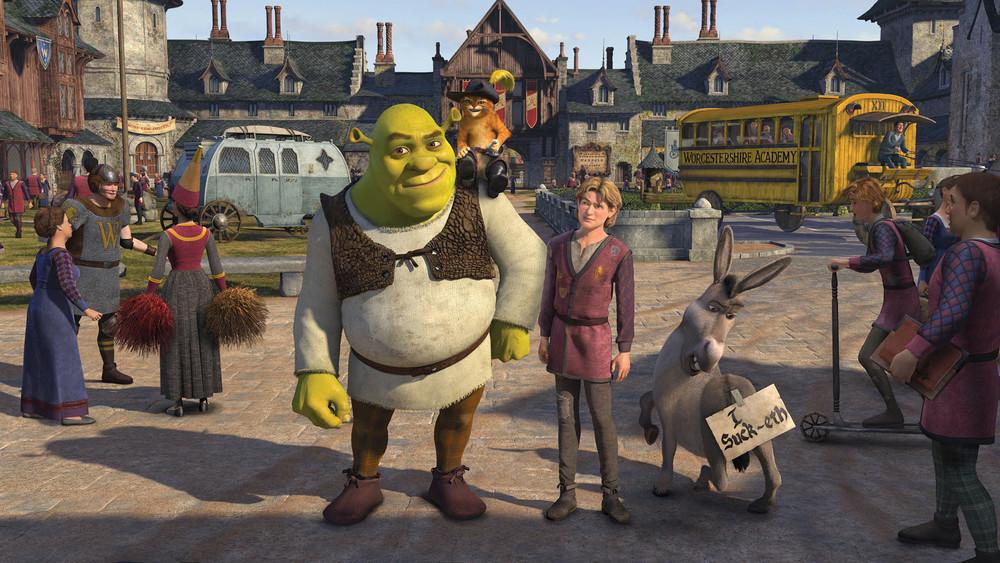 Shrek Třetí - Tržby a návštěvnost