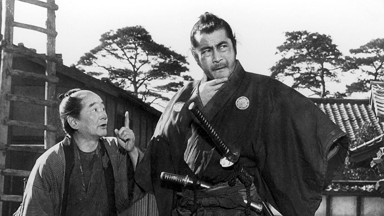 Yojimbo a Toshiro Mifune