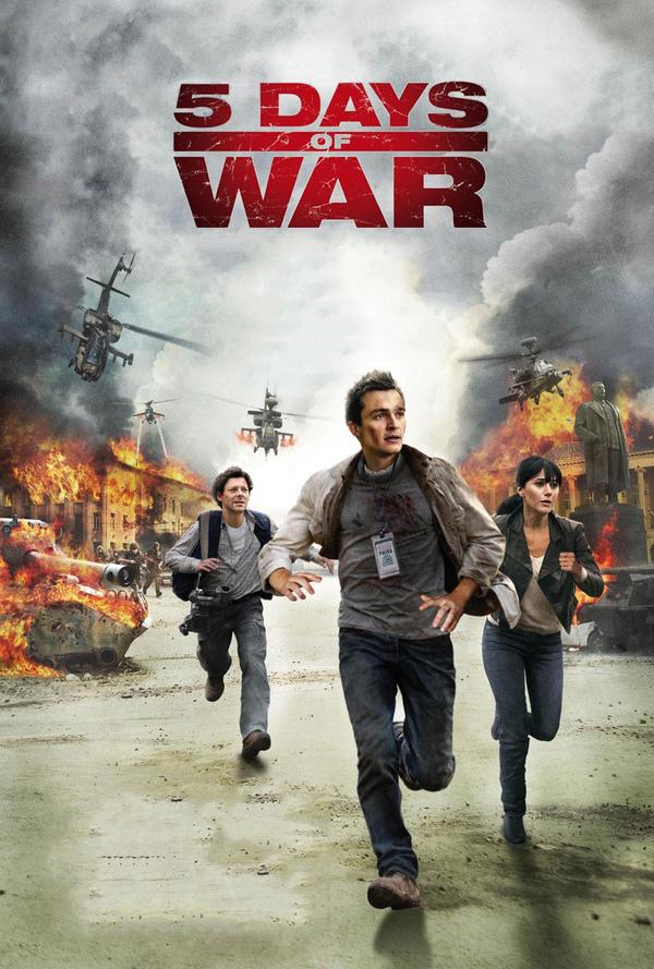 5 Days of War online