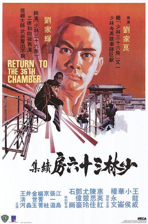 Návrat do 36. komnaty Shaolinu online