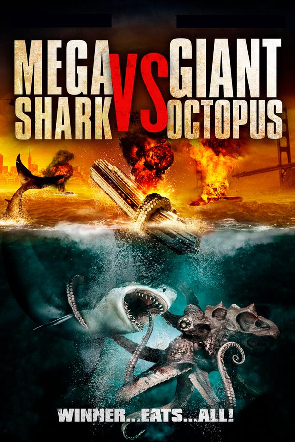 Mega Shark vs Giant Octopus online