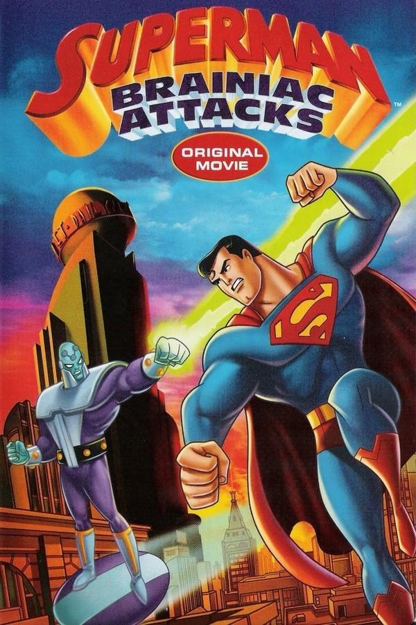 Superman: Brainiac útočí online