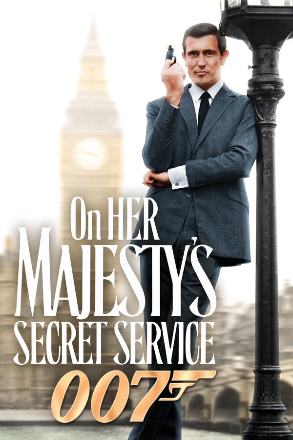 V tajné službě Jejího veličenstva online