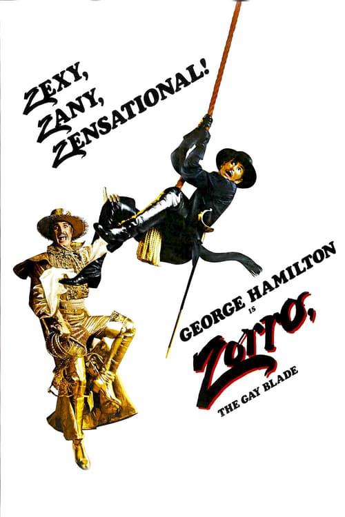 Zorro - mstitel a ctitel online