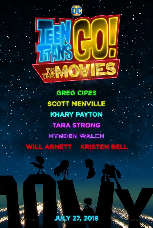 Teen Titans Go! - Tržby a návštěvnost