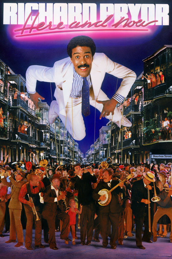 Richard Pryor: Here and Now online