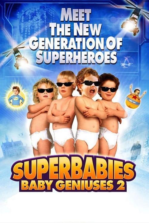 Superbabies: Baby Geniuses 2 online