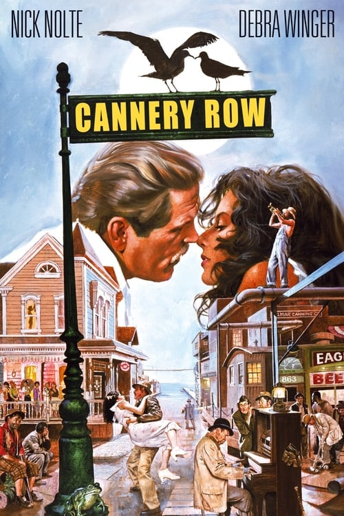 Cannery Row online