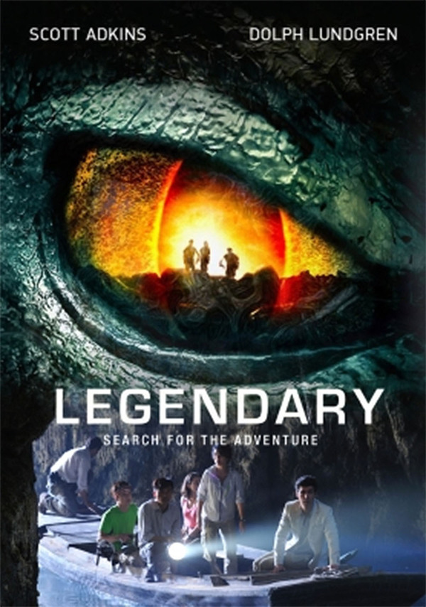 Legendary: Tomb of the Dragon online