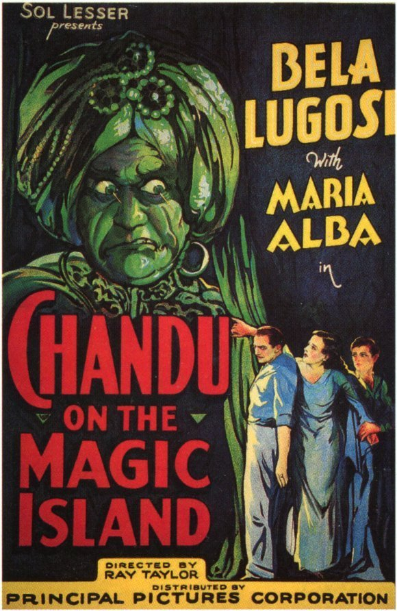 Chandu on the Magic Island online