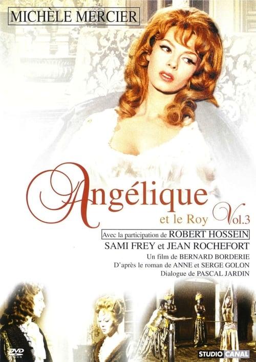 Angelika a král - Tržby a návštěvnost