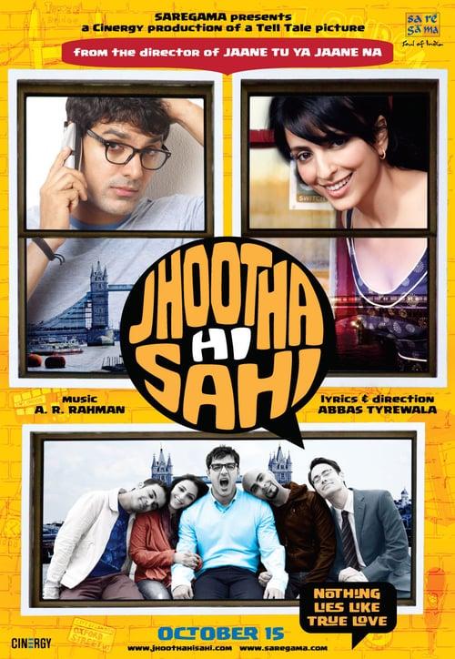 Jhootha Hi Sahi online