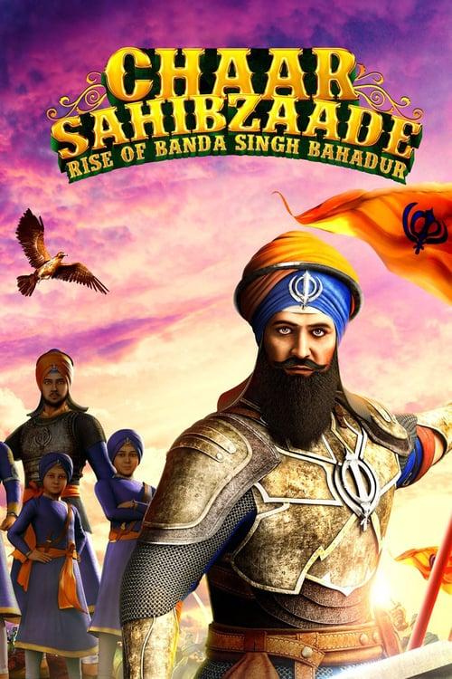 Chaar Sahibzaade : Rise of Banda Singh Bahadur online