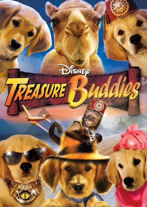 Treasure Buddies online