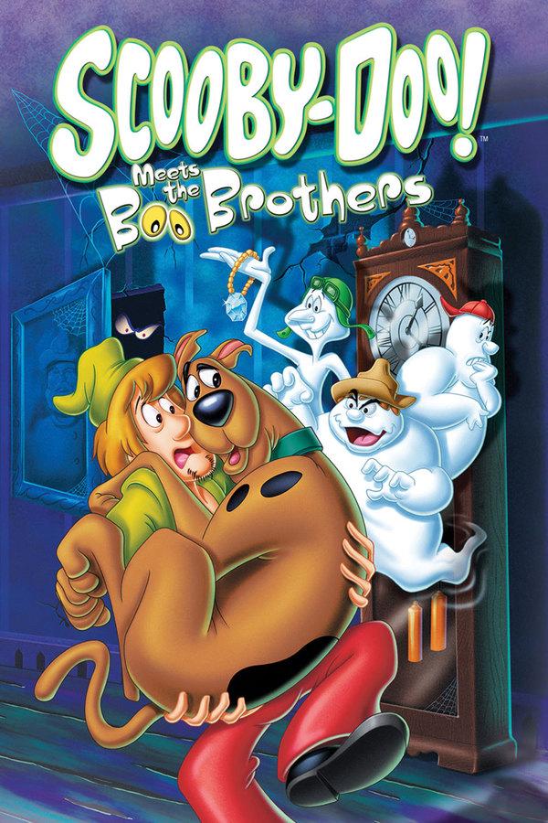Scooby Doo a bratři Boo online