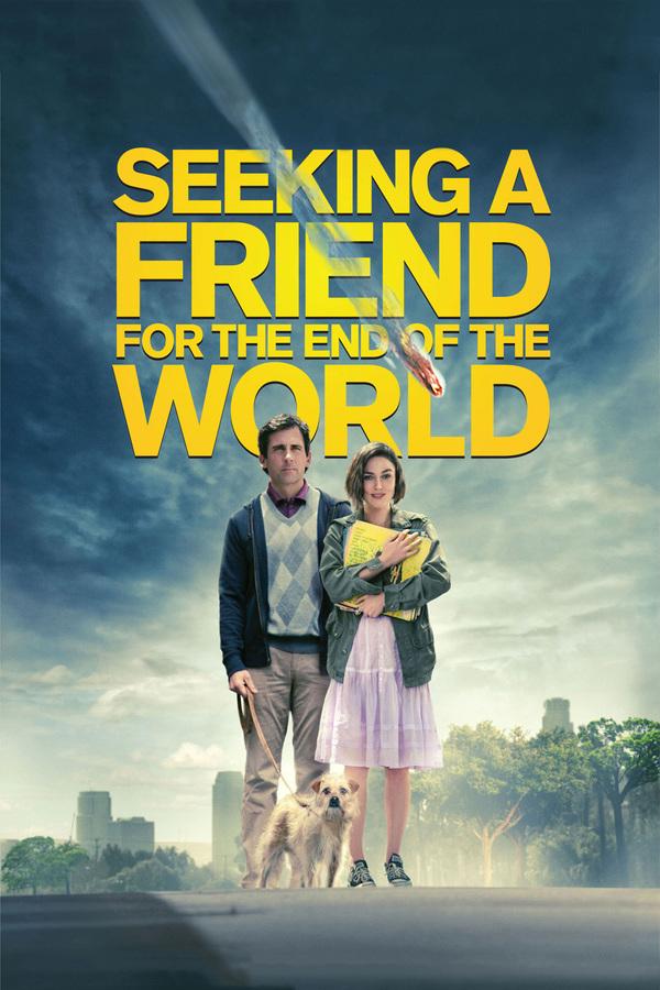 Hledám přítele pro konec světa online