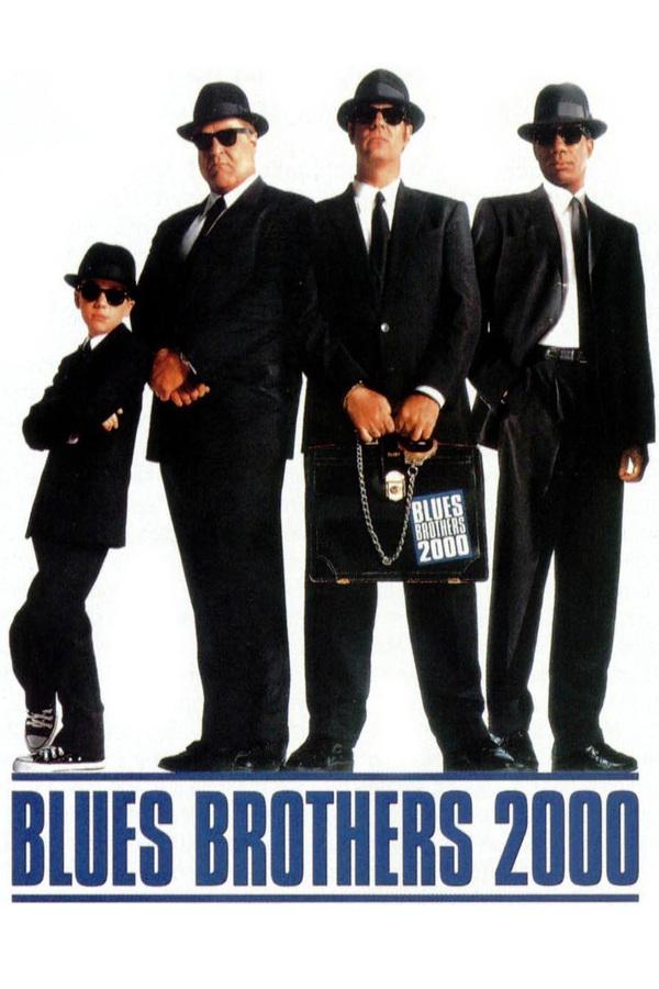 Blues Brothers 2000 - Tržby a návštěvnost