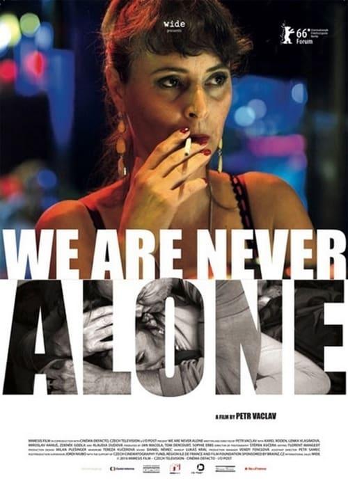 Nikdy nejsme sami online