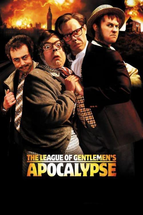 The League of Gentlemen's Apocalypse online