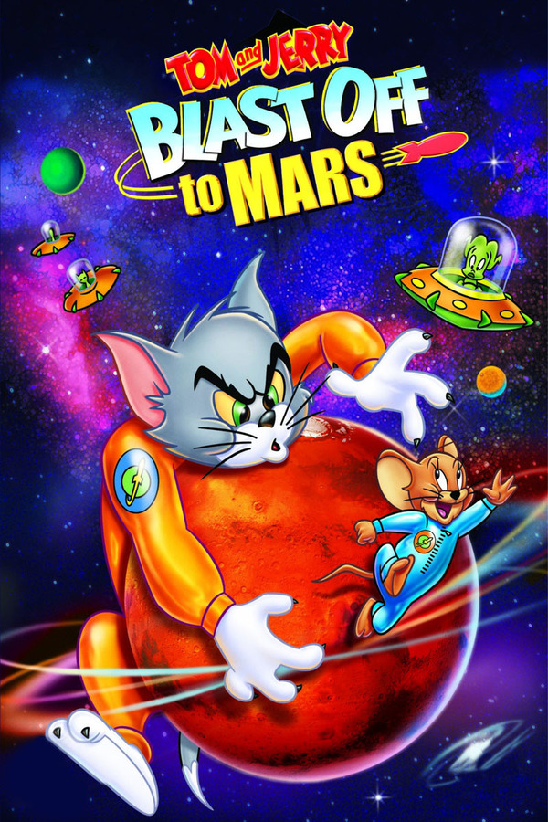 Tom and Jerry: Blast Off To Mars online