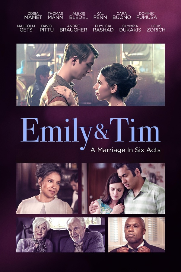 Emily and Tim online