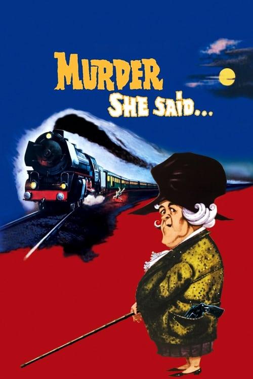 Murder, She Said online