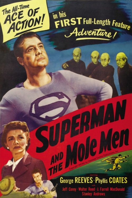 Superman and the Mole Men online